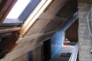 Ausbauarbeiten im Baunebengewerbe
