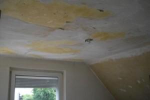 Malerarbeiten im Baunebengerwerbe